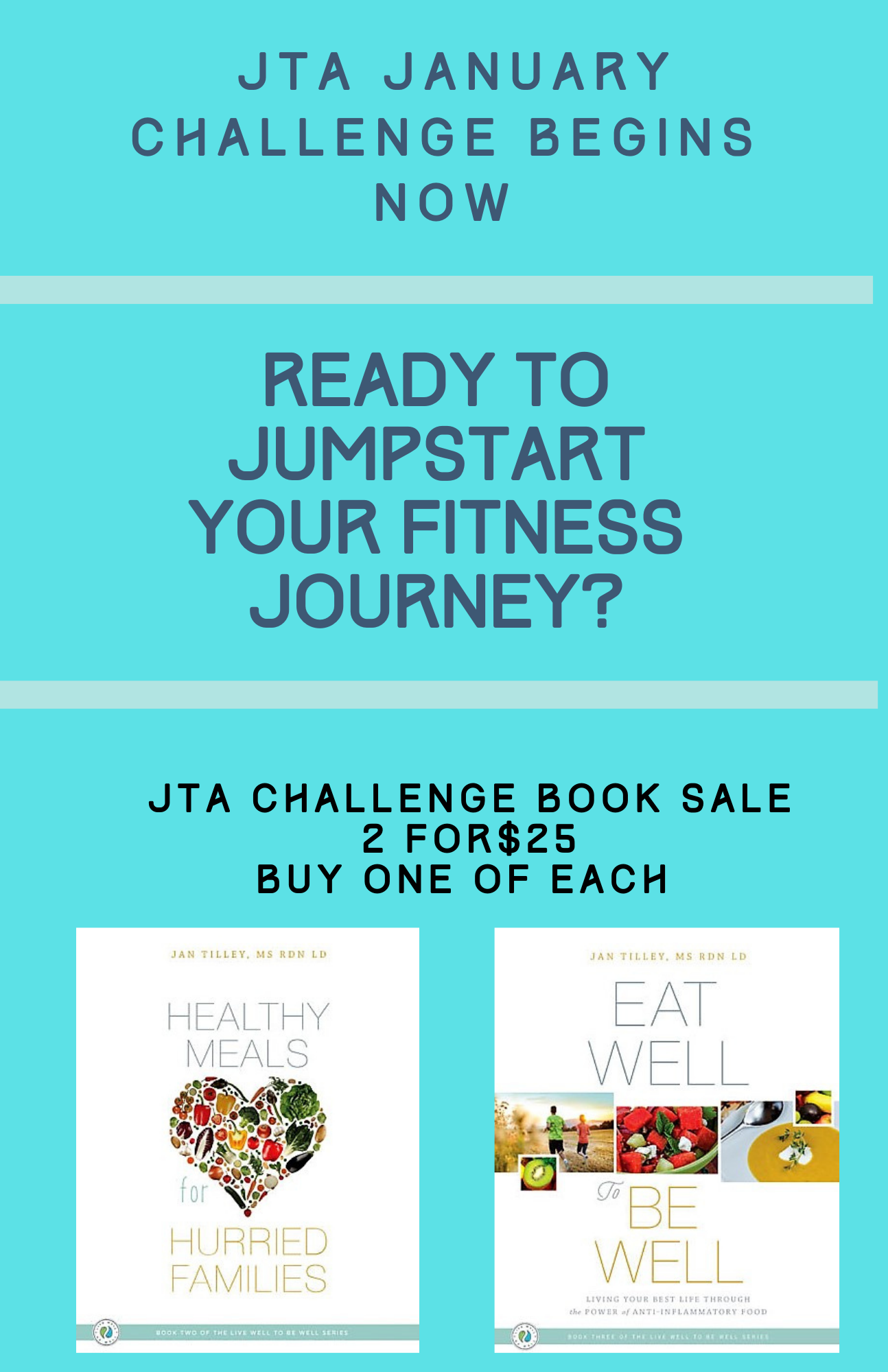 January Jumpstart Book Deal